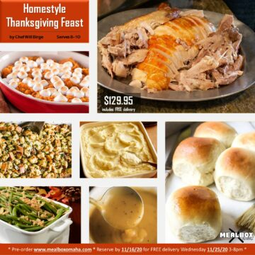 Homestyle Thanksgiving Feast